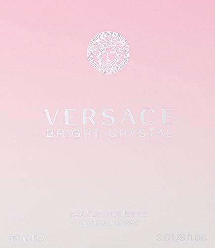 Versace Bright Crystal Eau de Toilette Spray for Women, 3 Ounce by Versace (Image #2)