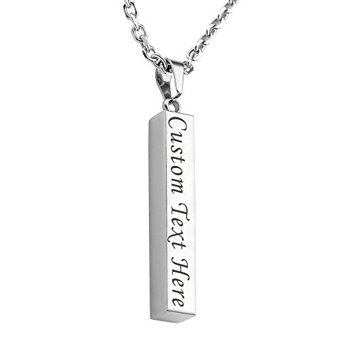 GAGAFEEL Personalized Gift Custom Engrave Name Date Message