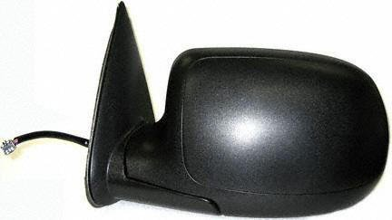 02 Power Side Mirror (00-02 CHEVY CHEVROLET TAHOE MIRROR LH (DRIVER SIDE) SUV, Power, Heated, Manual Fold, w/Puddle Lamp, Grained Cover, w/o Dimmer (2000 00 2001 01 2002 02) CV19EL)