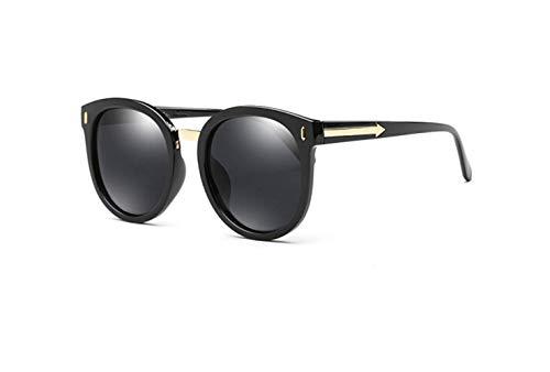 Polarizadas De Gafas Conducción Sol UV De liwenjun Conducción De Negro Tabletas Marco Espejo Sol Gafas De Gafas Gris Anti qPtnx4