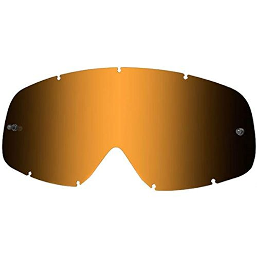 Oakley O-Frame MX Replacement Lens (Black Iridium, One - Iridium Black