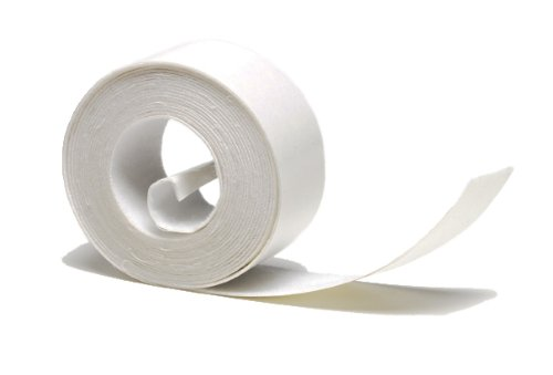Price comparison product image White Collar Grime: Disposable Collar Protector, White, 10 Ft.