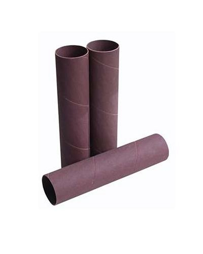 Jet 575916 9-Inch Long Aluminum-Oxide Hard Sanding Sleeve 1-Inch Diameter 60 Grit(4 sleeves) by Jet (Image #1)