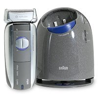 Braun 8585 Activator Self-Cleaning Shaving System