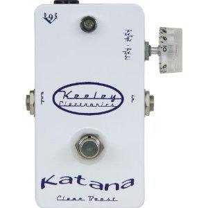 Keeley Katana Clean boost