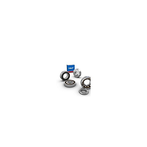SKF 3204 A Angular Contact Ball Bearing Double Row SKF Group