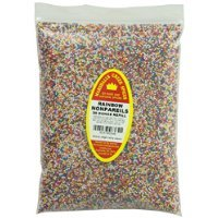 Marshalls Creek Spices Refill Pouch Nonpareils Seasoning, Rainbow, XL, 20 Ounce Thank you for using our service