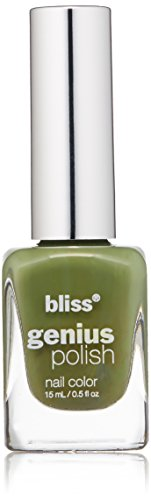 bliss Genius Nail Polish Color, Old Money Honey, 0.5 fl. oz.