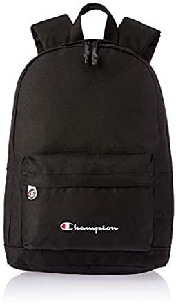 Champion Men's Script Small Backpack, Black, One Size Fits All