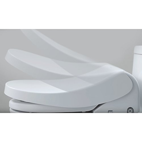 INAX 8012A70GRC-415 Heated Shower Toilet Bidet Seat with Remote Control + Dual Nozzle, White by INAX (Image #4)
