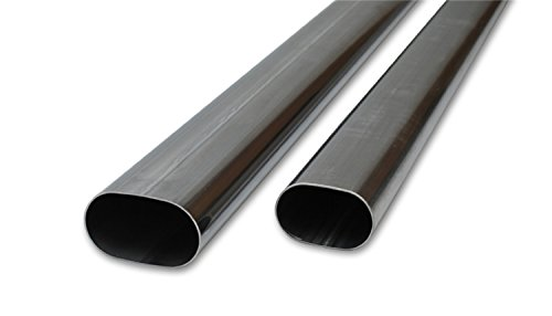 Vibrant (13184) 5' T304 Stainless Steel Straight Tubing ()