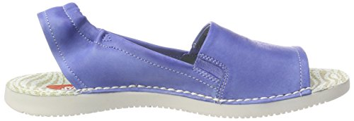 Lavender Blau Bride Washed Softinos Arriere Tee430sof Femme Blue Sandales 1S0PaqaFw