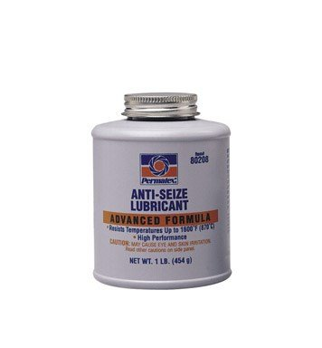 Permatex Anti-Seize Lubricant 1 Lb. Can Carded by Itw Global Brands