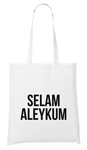 Selam Aleykum Bag White Certified Freak