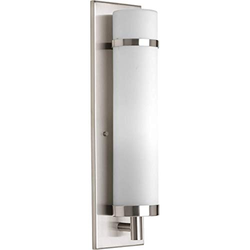 (Progress Lighting P7082-09 GU24 Ada Wall Sconce, 1-26-watt )