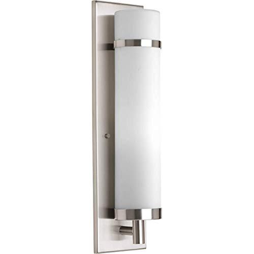 Ada Wall Light - Progress Lighting P7082-09 GU24 Ada Wall Sconce, 1-26-watt