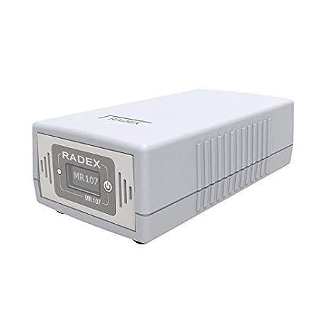 Amazon.com: RADEX MR107 Advanced Radón Detector de gas para ...