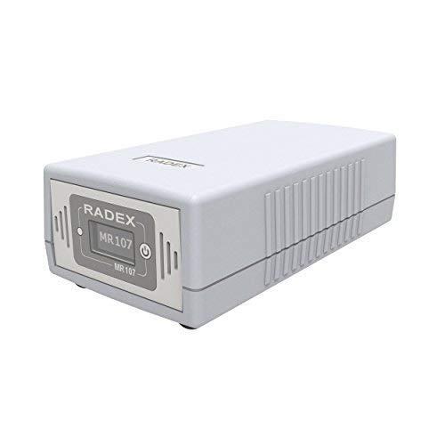 RADEX MR107 Advanced Radon Gas Detector for Homes