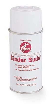 5 oz. Spray Cinder Suds Foam Soap - Case of 12 by Cramer