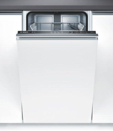 Bosch SPV40E00EU - Lavavajillas integrable (AA, 44,8 cm, sensor de ...