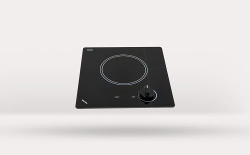 Kenyon B41694 6-1/2 and 8-Inch Arctic 2-Burner Cooktop with