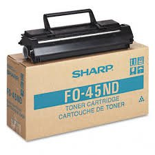 Genuine OEM brand name SHARP FO-4500/5500/5600 Toner Cartridge (5.6K Yield) FO45ND