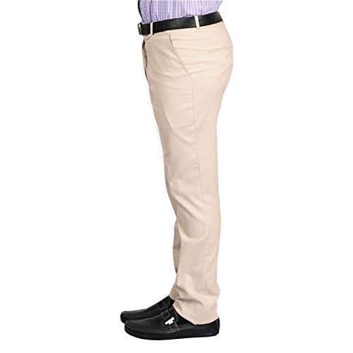 31DJd0N05VL. SS500  - AD & AV Mens Formal Trouser 237_Mens_Trouser_2BY2_Cream_EE