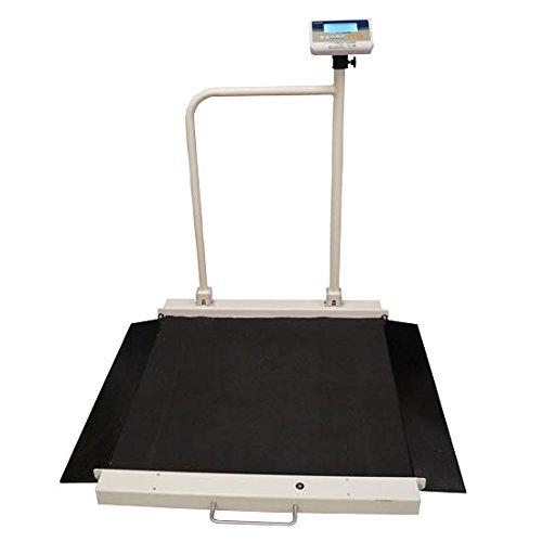 (TM503 Portable Wheelchair Scale 550 x 01 lb)