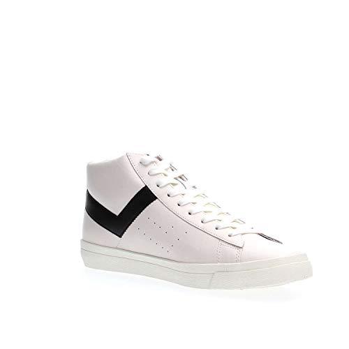 Sneakers 170q Black Hi Topstar White Pony Uomo q0AtBwqd
