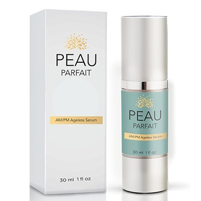 Peau Parfait AM/PM Ageless serum 30ml- Day and Night Moisturizing Solution- Premium Anti-Aging Skincare- Deeply Hydrate Skin While Reducing Appearance of Fine Lines and Wrinkles Review