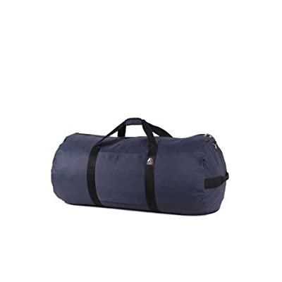 Everest 36P Round Duffels, Travel Gear Bag - Navy hot sale 2017