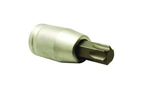 CTA Tools 1473 Disc Brake Caliper Bolt Socket with T55 Torx (Torx Brake Disc Tool)