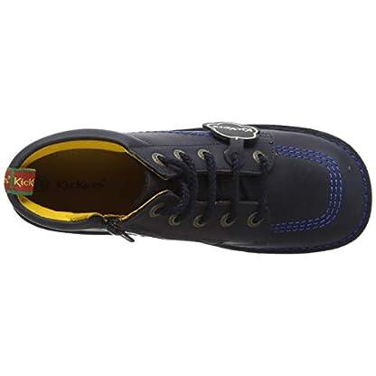 Kickers Boys' Kick Hi Ankle Boots 5