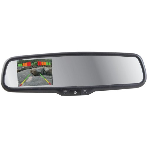 Crimestopper SV9159 Style Dvr Mirror