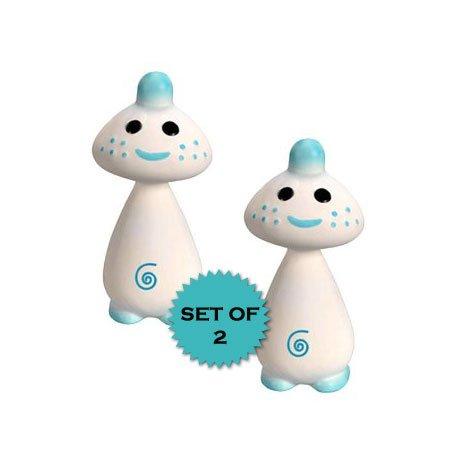 Vulli Chan Pie Gnon Blue Teether - Set of 2 by Vulli   B0034ZFYGS