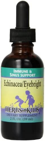Herbs for Kids Echinacea/Eyebright, 2 Ounce