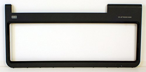 F8XMF - Dell Inspiron 1764 Center Control Power Button Cover W/ Keyboard Bezel Trim Plastic - F8XMF - Grade A