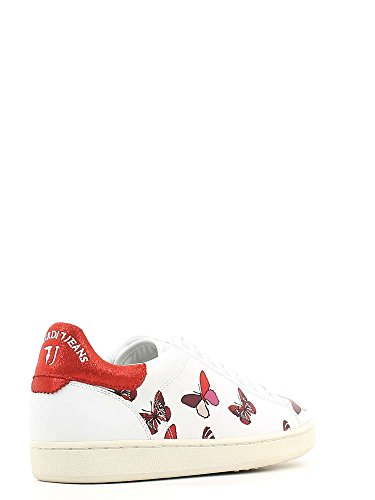 Trussardi jeans 79S093 Sneakers Donna Bianco 35
