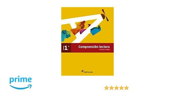 FICHAS COMPRESION LECTORA 1 PRIMARIA - 9788468023243: Amazon.es: Aa.Vv.: Libros