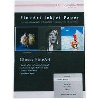 Hahnemuhle Fine Art Baryta 325, Ultra Smooth High Gloss, Bright White Inkjet Paper, 325gsm, 13x19