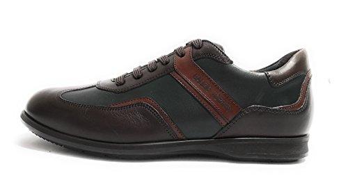 Galizio U18gt01 Sneaker Color Uomo Foulard Noce Scuro verde Scarpe Torresi JKl5c3uTF1