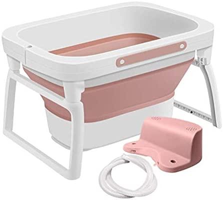 TTKA Bañera Bebé Plegable - Bañeras para Bebés y Bañeras de ...