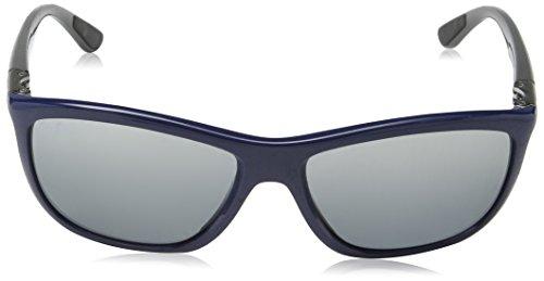 Azul Sonnenbrille Shiny 8351 Bluette Ray Greymirrorsilvergradient RB Ban WcBwAa