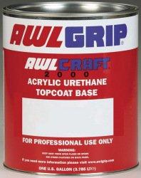 Awlgrip Top Coat - Awlgrip Premium Polyester Urethane Top Coat Quart, Ice Blue (L)