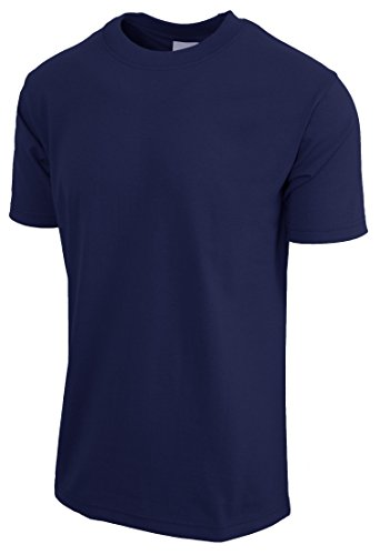 Heavyweight Hat (Hat and Beyond KS Mens Heavyweight Super Max Solid Short Sleeve Tee S-5XL 1KSB0006)