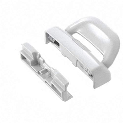 White Sash Lock and Keeper