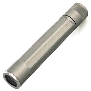 Inova - XO2 Sportlight, Titanium Anodized Body, 2 Watt White (Flashlight Titanium Anodized Body)