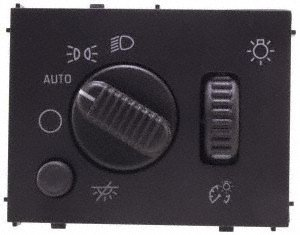 04 gmc sierra headlight switch - 3