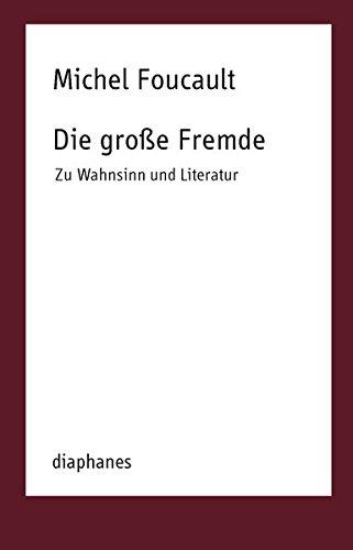 Die große Fremde: Zu Wahnsinn und Literatur (TransPositionen)