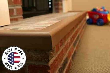 Black Cardinal Gates Kids Edge Large Fireplace Pad Kit